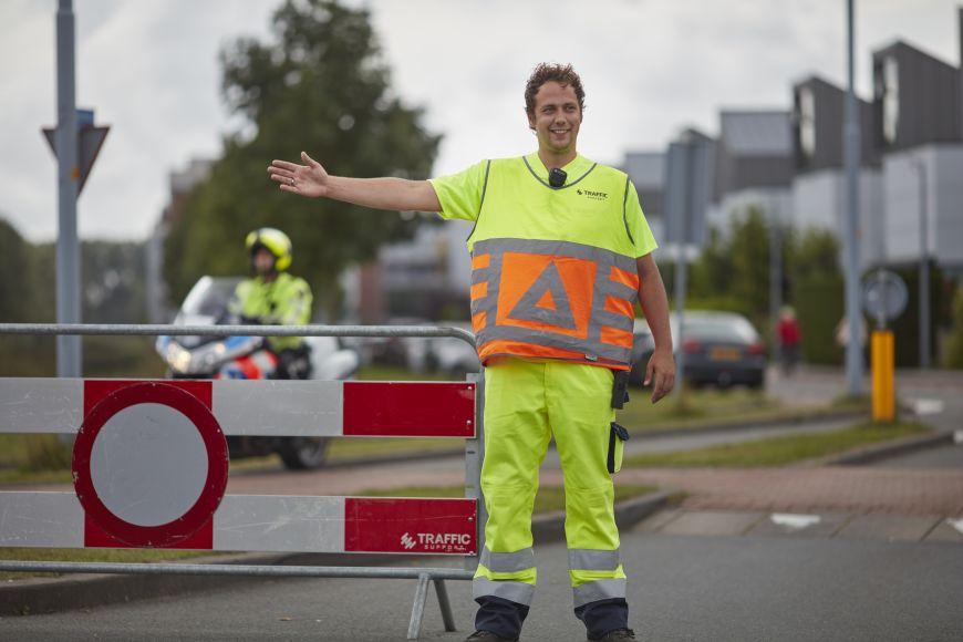 Onze mensen Traffic Support